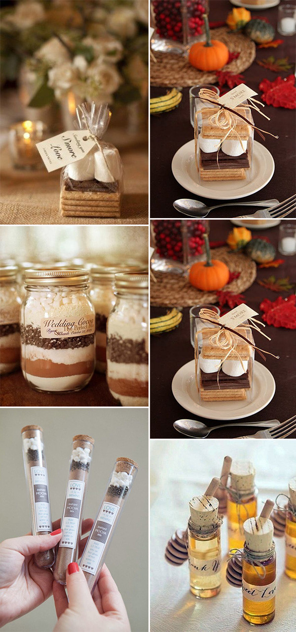Fall wedding decorations archives oh best day ever perfect pratical fall wedding favors for autumn wedding ideas junglespirit Gallery