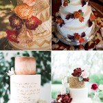 Top 10 Gorgeous Wedding Cakes for Fall 2016