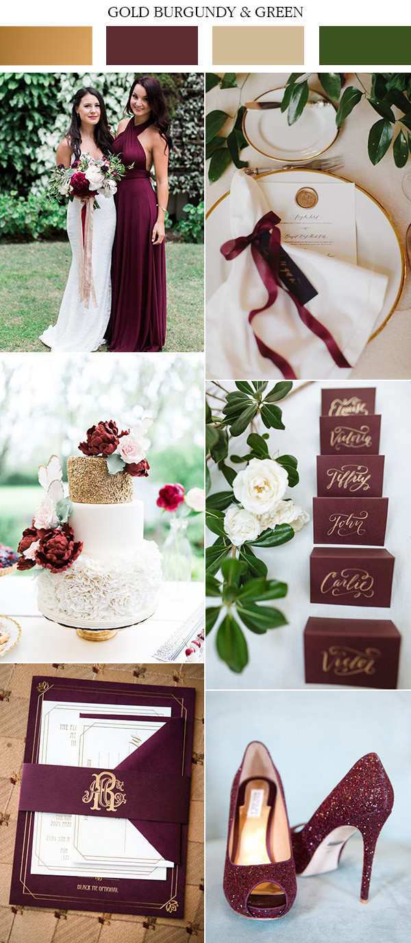 Fall autumn archives oh best day ever for Best wedding colour themes