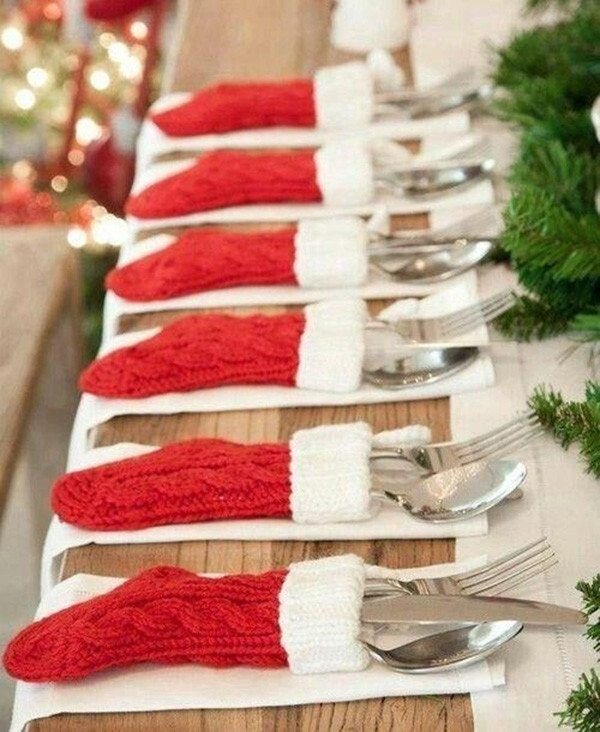 super cute christmas inspired wedding ideas