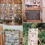 25 Amazing Wedding Photo Display Ideas to Love