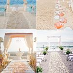 30 Brilliant Beach Wedding Ideas for 2017 trends