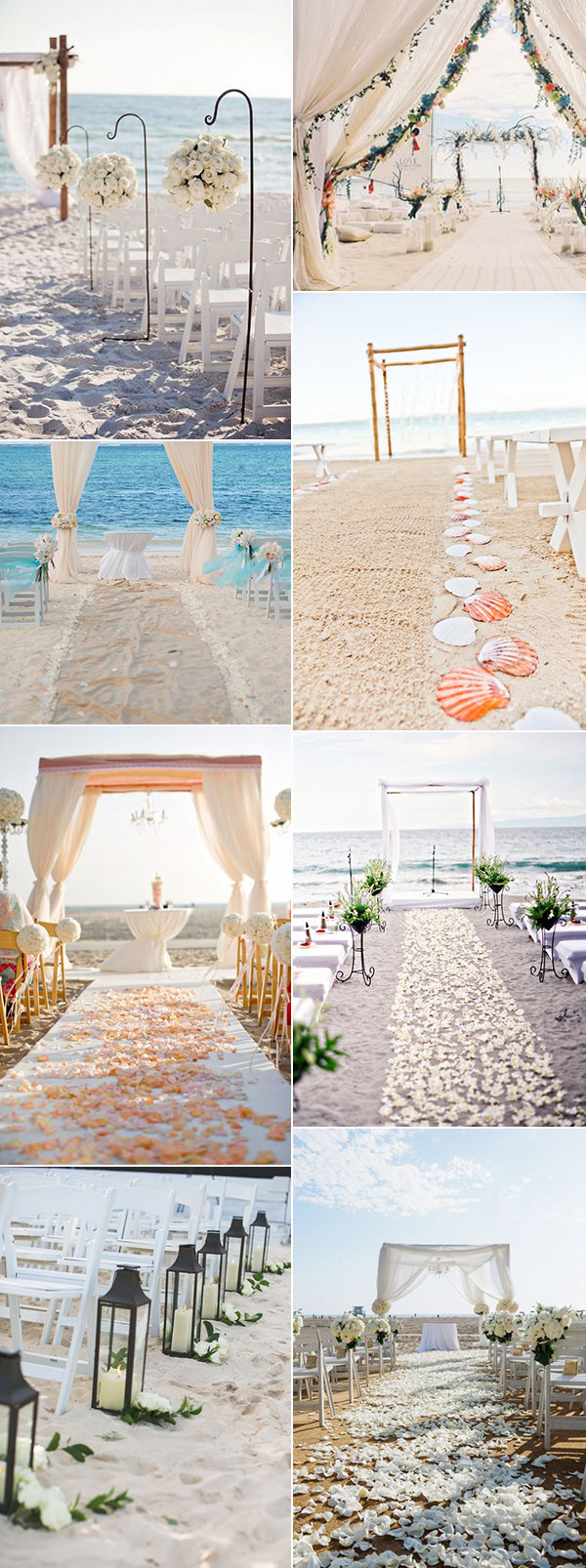 Beach Wedding Ideas – Fashion dresses