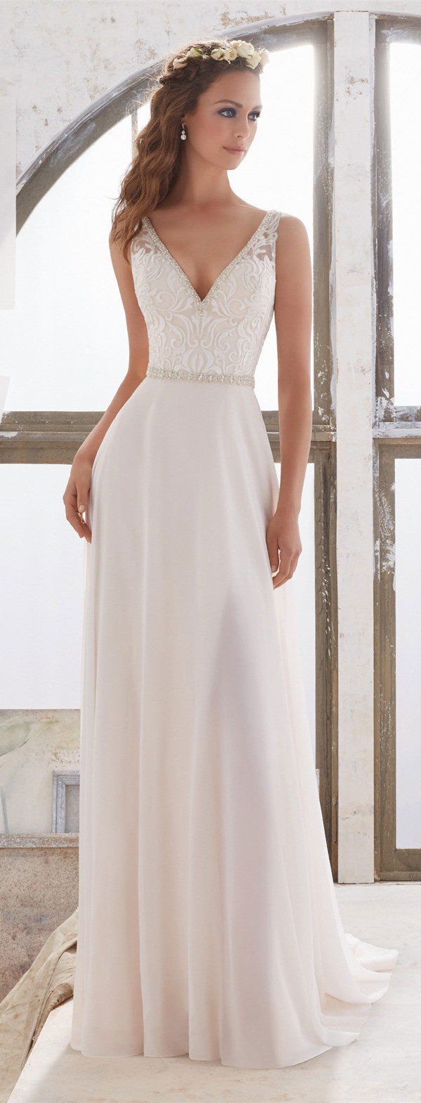 Simple elegant wedding dresses choice image wedding for Simple elegant short wedding dresses