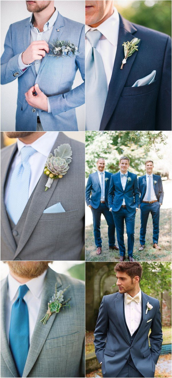 24 brilliant dusty blue wedding color ideas page 3 of 4 oh best day ever