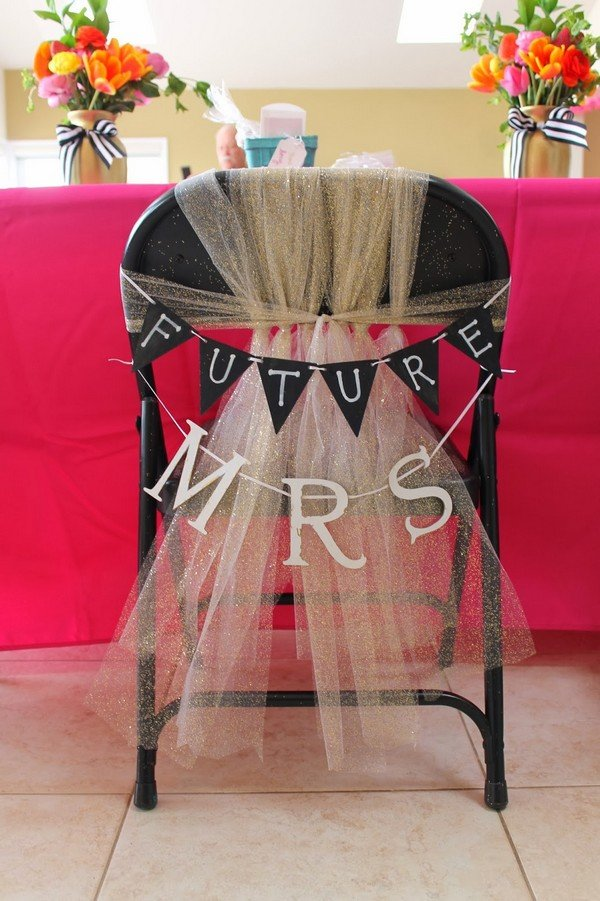 Top 20 Bridal Shower Ideas She'll Love - Oh Best Day Ever