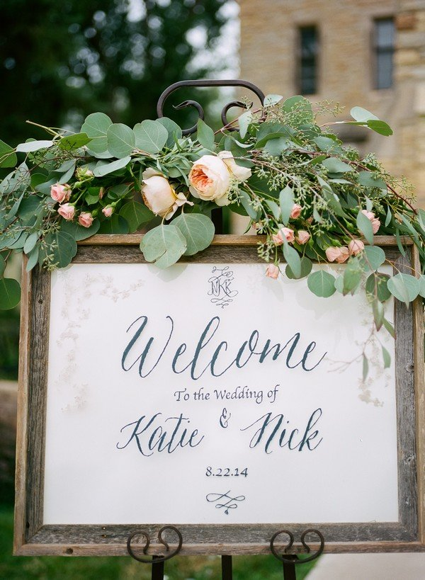 Wedding sign ideas archives oh best day ever chic elegant wedding welcome sign ideas junglespirit