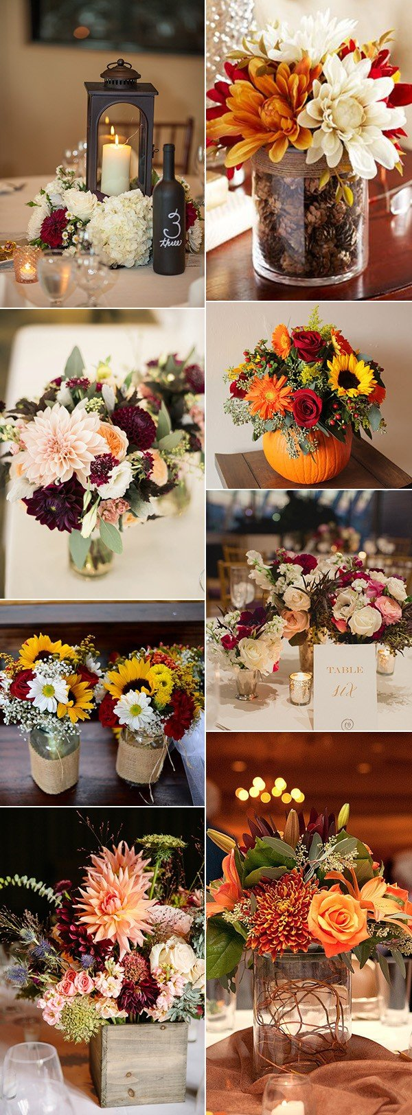 70+ Amazing Fall Wedding Ideas for 2018 - Page 2 of 4 - Oh ...