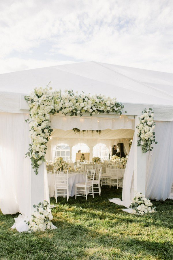 trending 20 tented wedding reception ideas you ll love page 2 of 2 oh best day ever. Black Bedroom Furniture Sets. Home Design Ideas