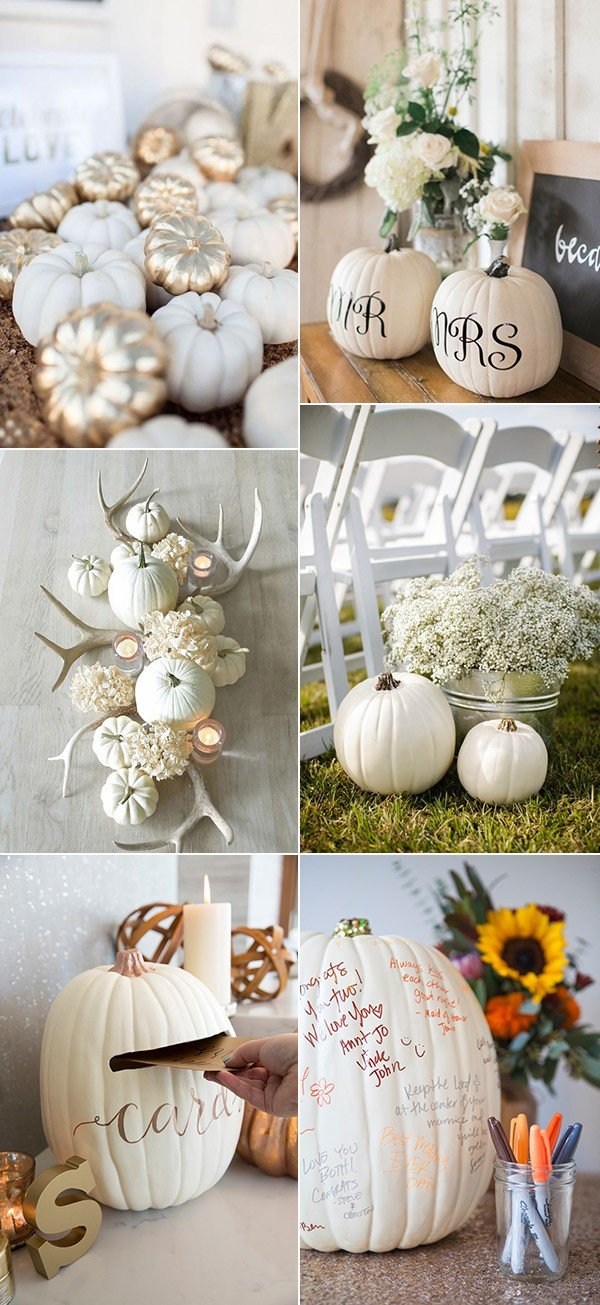 70 amazing fall wedding ideas for 2017 page 3 of 4 oh for Decoration 2017