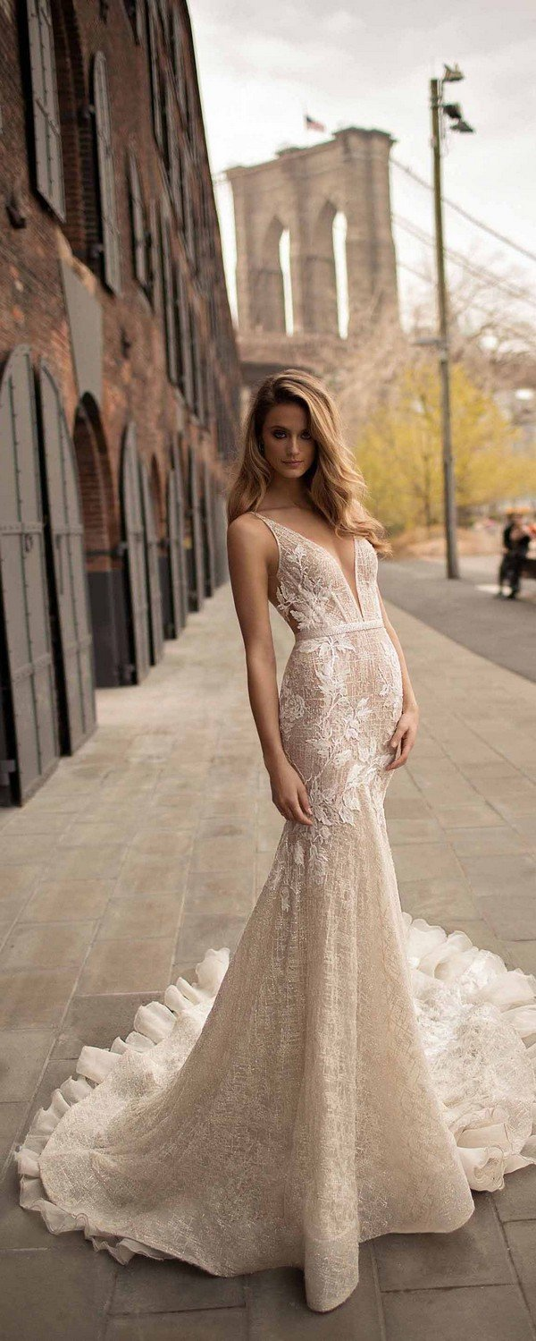 berta mermaid 2018 bridal dress collection 18-14
