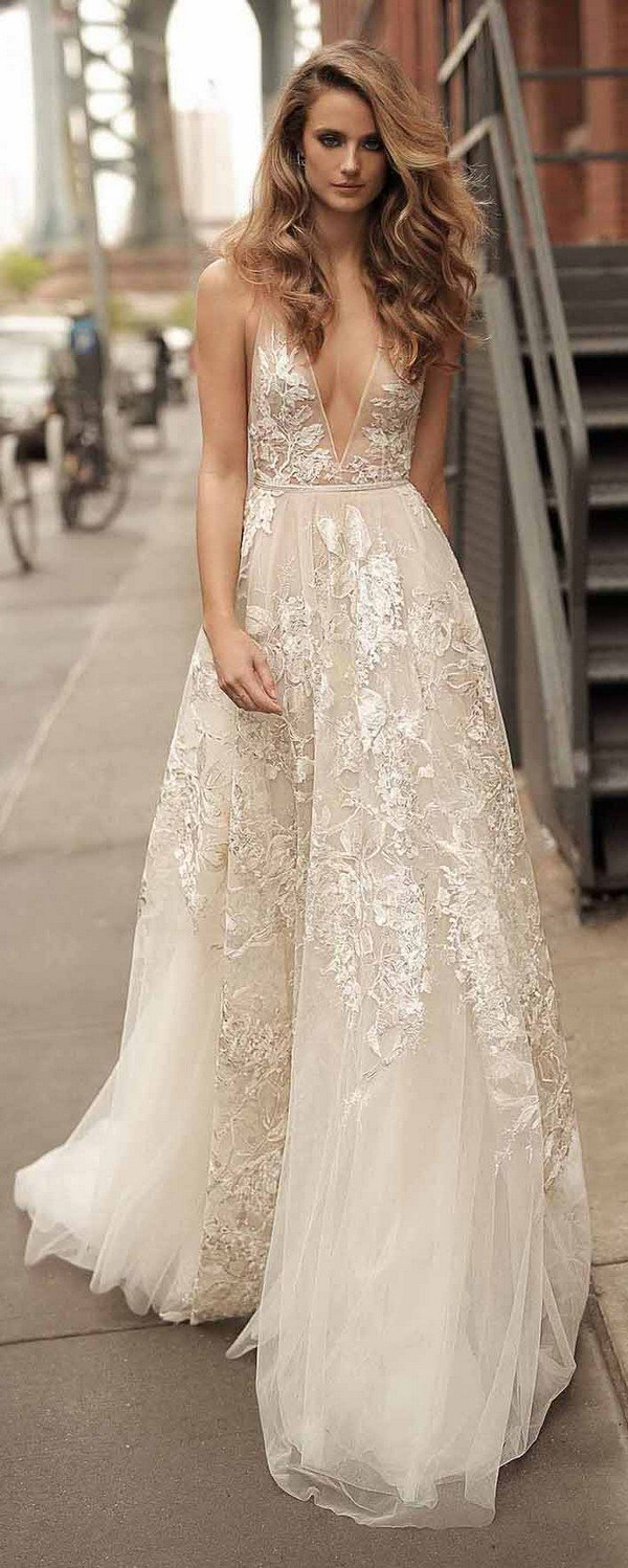 Berta Wedding Dresses Spring/Summer 2018 Collection - Oh Best Day Ever