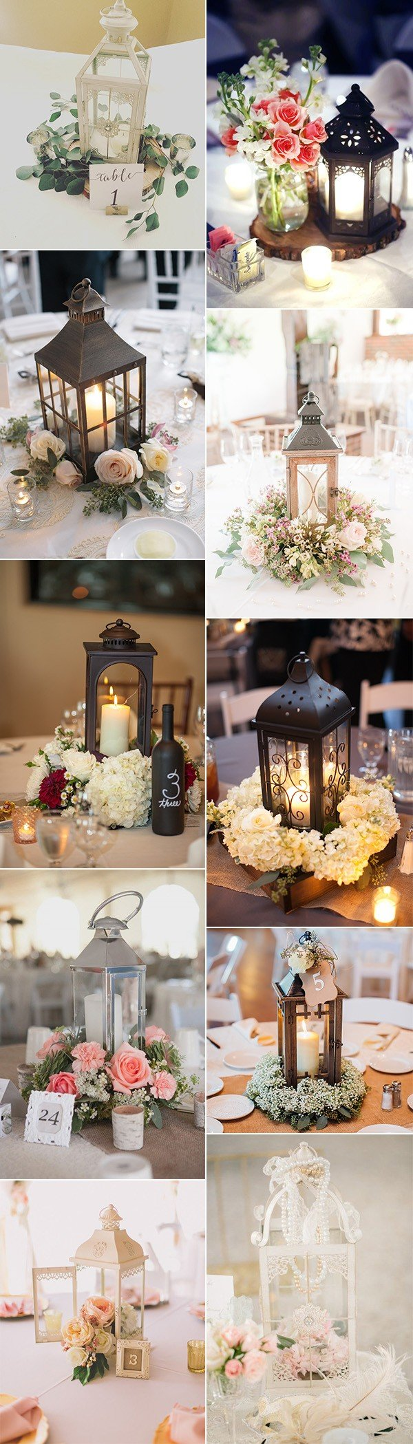 50 Fabulous Vintage Wedding Centerpiece Decoration Ideas
