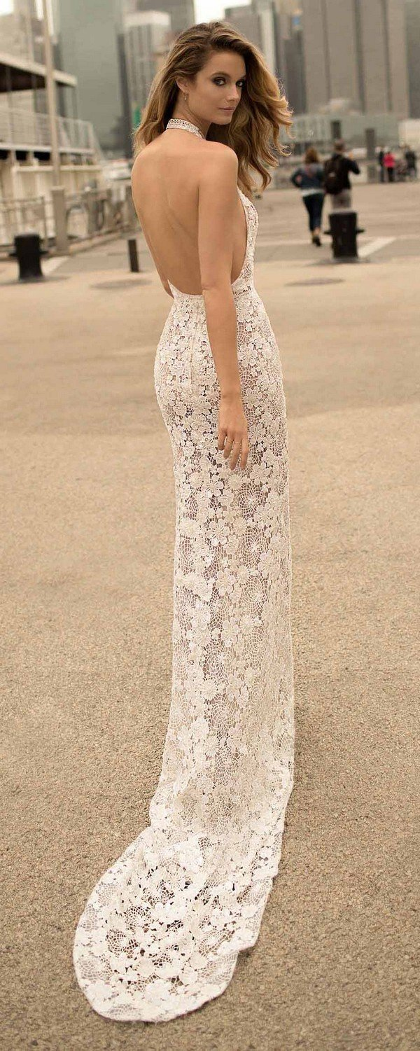 mermaid wedding dress berta 2018 collection 18-4