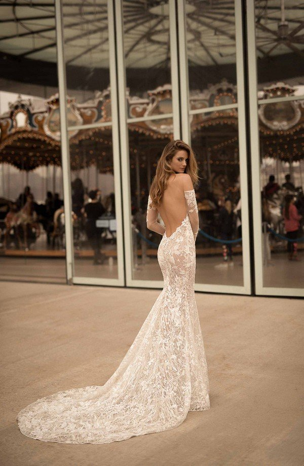 off the should open back wedding dresses berta 2018 collection 18-20