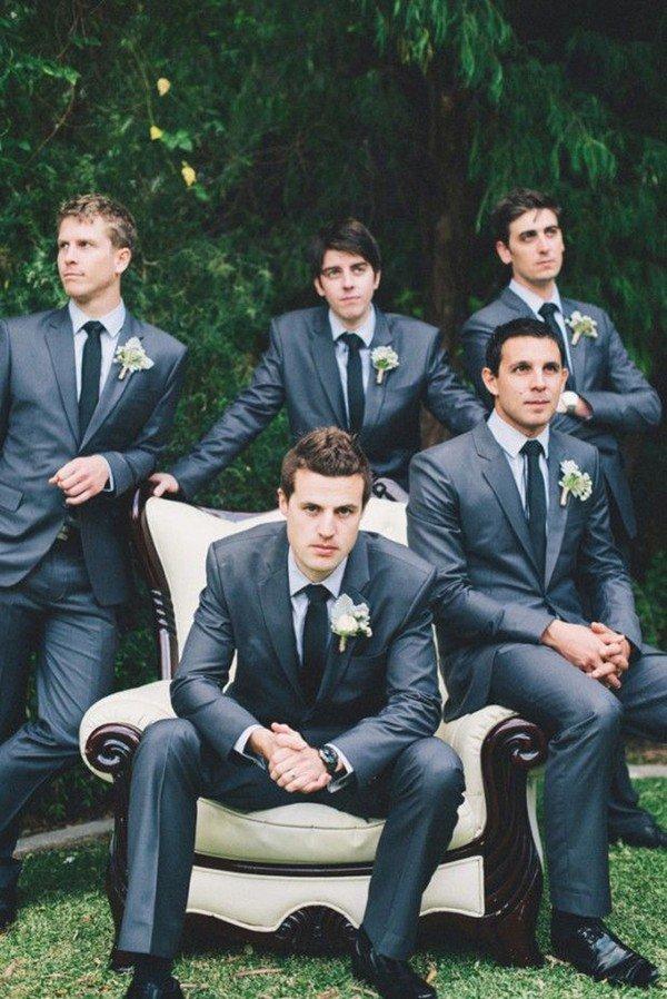 awesome groomsmen wedding photo ideas