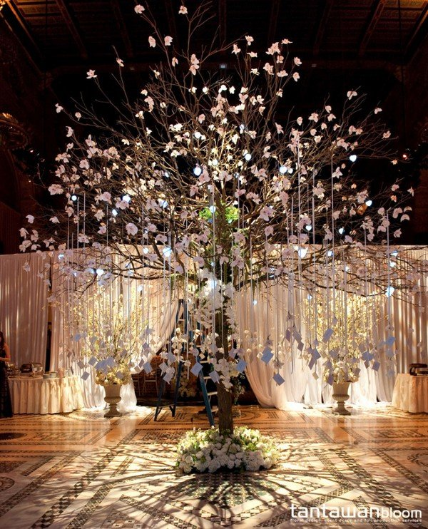 Top 10 wishing tree decoration ideas for your wedding day for Ideas for your wedding