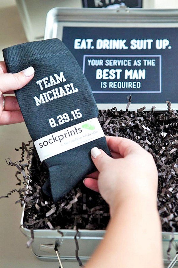 best man groomsmen gift ideas