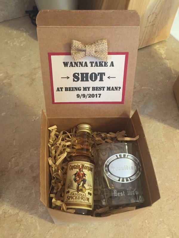 manly groomsmen gift ideas for wedding