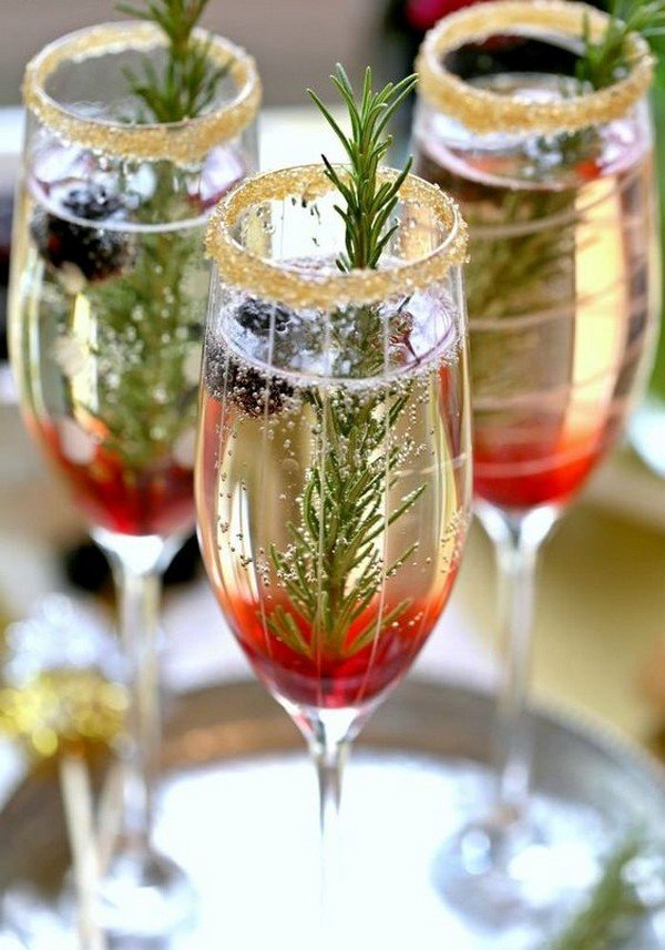 creative wedding signature drink ideas