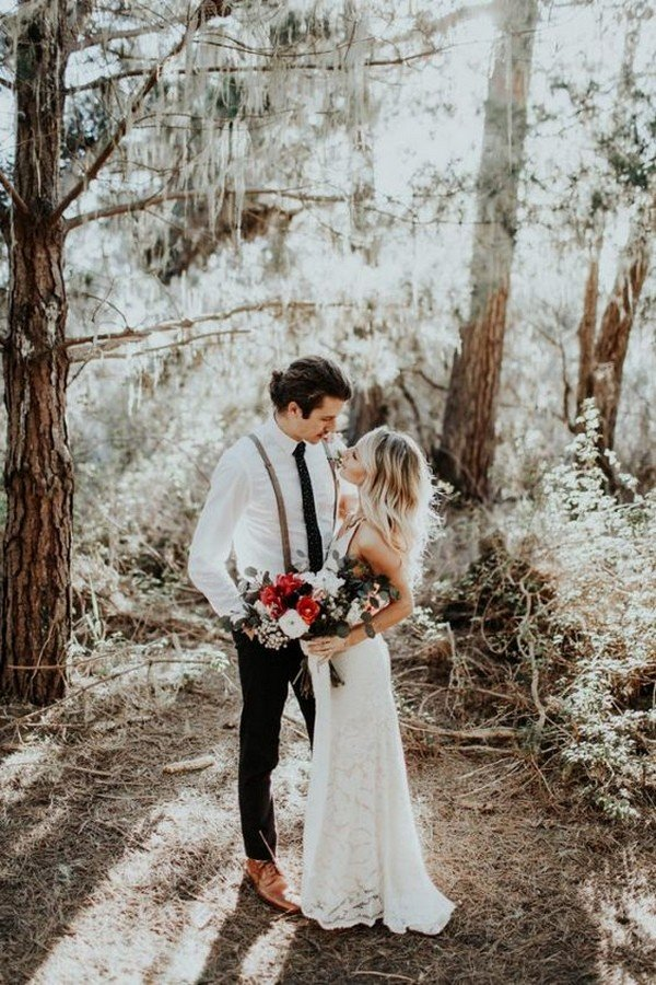wedding photo ideas elopement