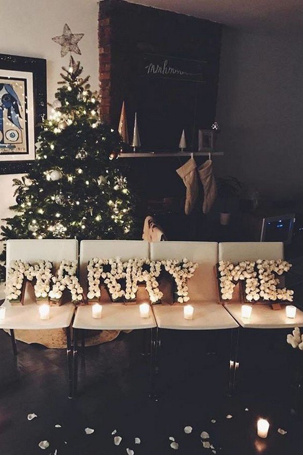 romantic wedding proposal ideas