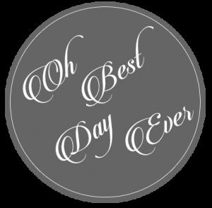 ohbestdayever wedding blog
