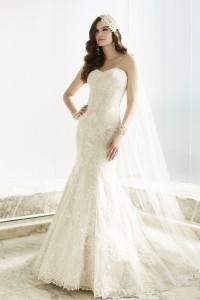 essense of australia stunning mermaid long wedding dresses