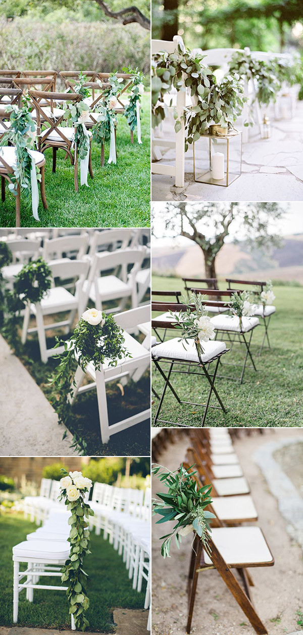 50 Amazing Ways To Use Green Floral At Your Wedding Oh