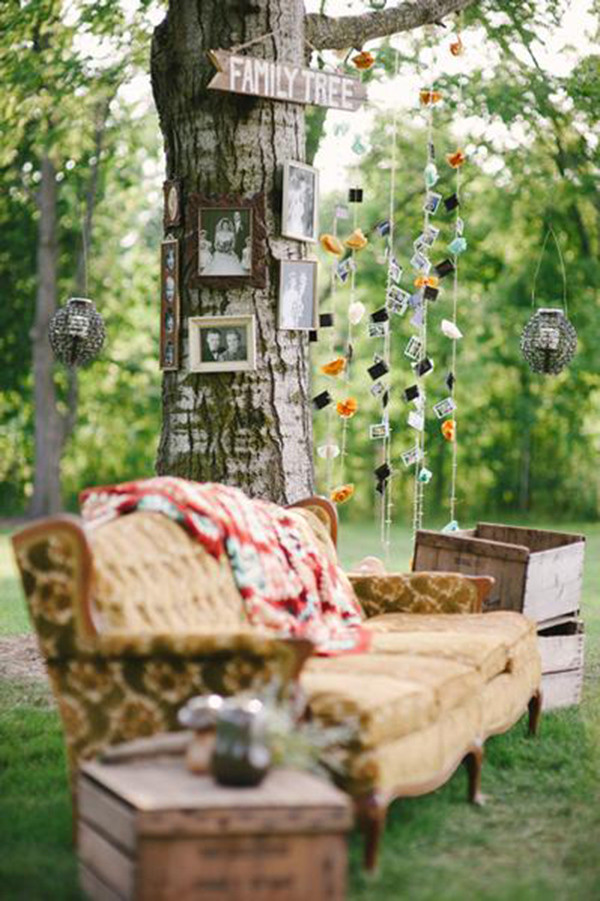 family tree wedding decoration ideas 2017 trends