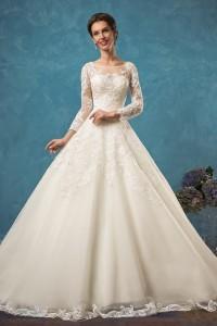 a line amelia sposa wedding dresses 2017 collection