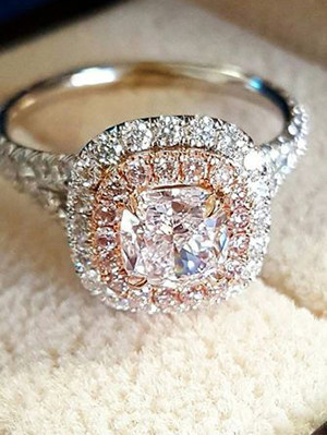 halo diamond wedding engagement rings to say i do