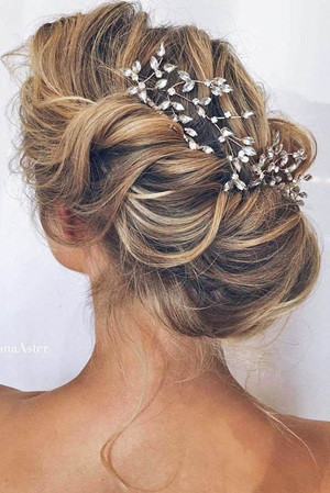 Top 20 Wedding Hairstyles You Ll Love For 2018 Trends Oh