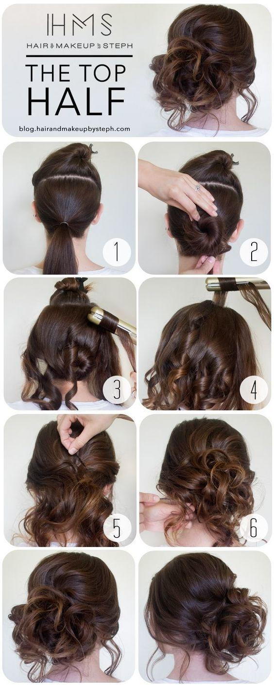 10 Best DIY Wedding Hairstyles with Tutorials - Oh Best