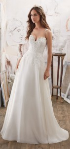 traditional twist a line wedding dresses
