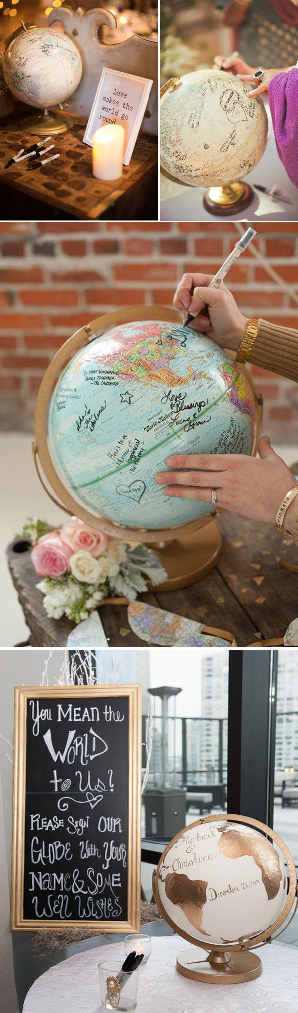 23 unique wedding guest book ideas for your big day