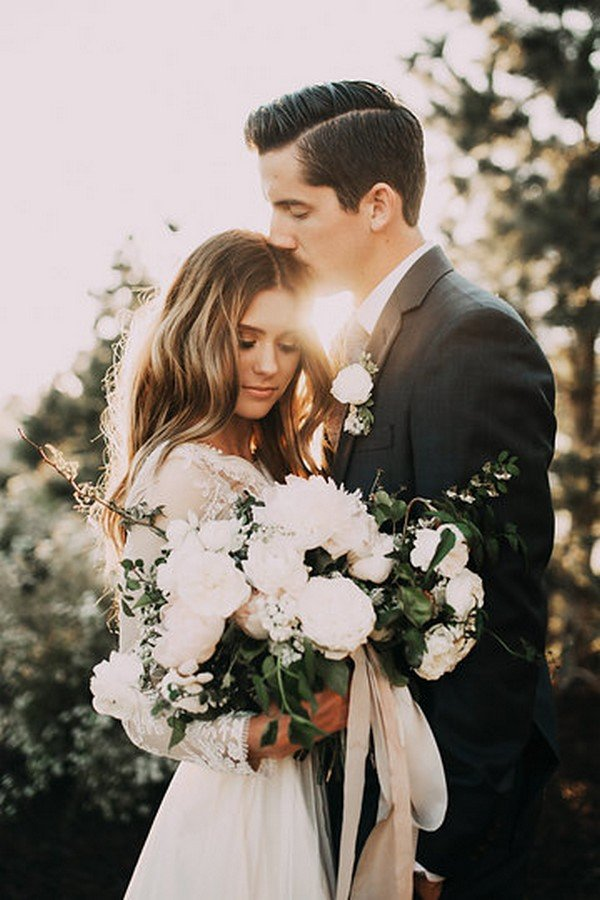 romantic wedding photo ideas for your big day
