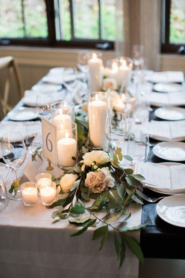 Diy Floral Lantern Centerpiece : Brilliant wedding table decoration ideas page of