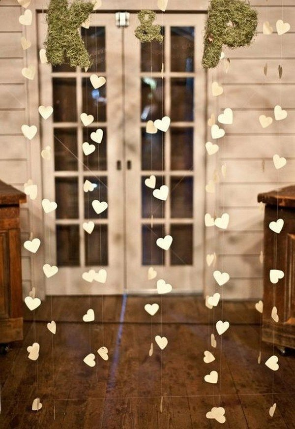Country Bridal Shower Decorations