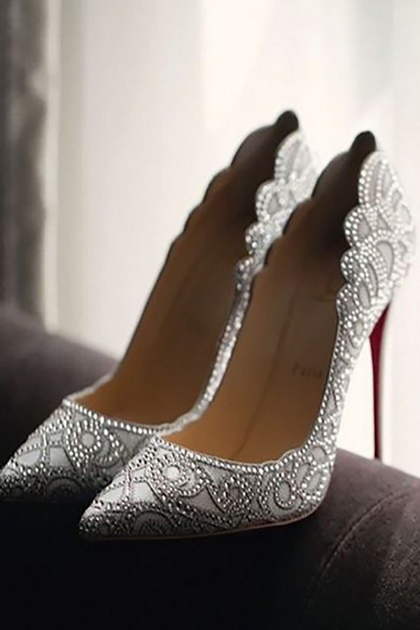 20 Hottest Wedding Shoes for 2017 Trends - Page 2 of 2 - Oh Best Day ...
