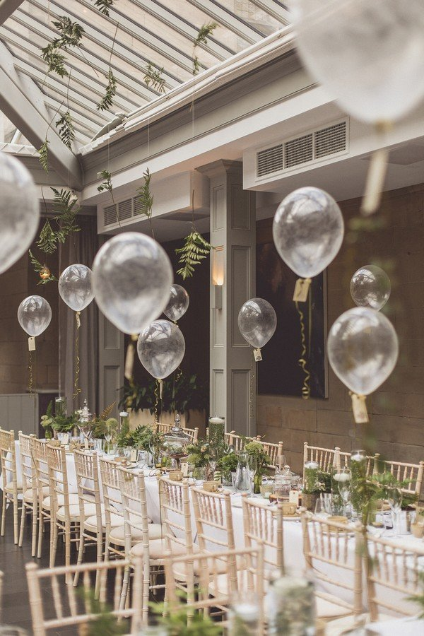16 Romantic Wedding Decoration Ideas With Balloons Oh Best Day Ever