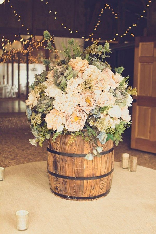country barn wedding decoration ideas