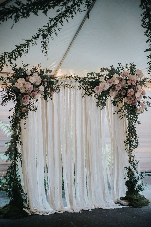 Trending-15 Hottest Wedding Backdrop Ideas for Your ...