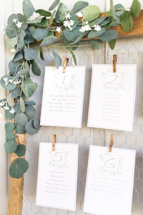15 Creative Wedding Escort Card Display Ideas To Love