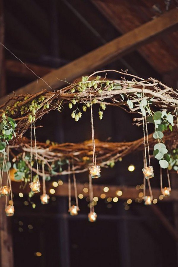 rustic wedding decoration ideas