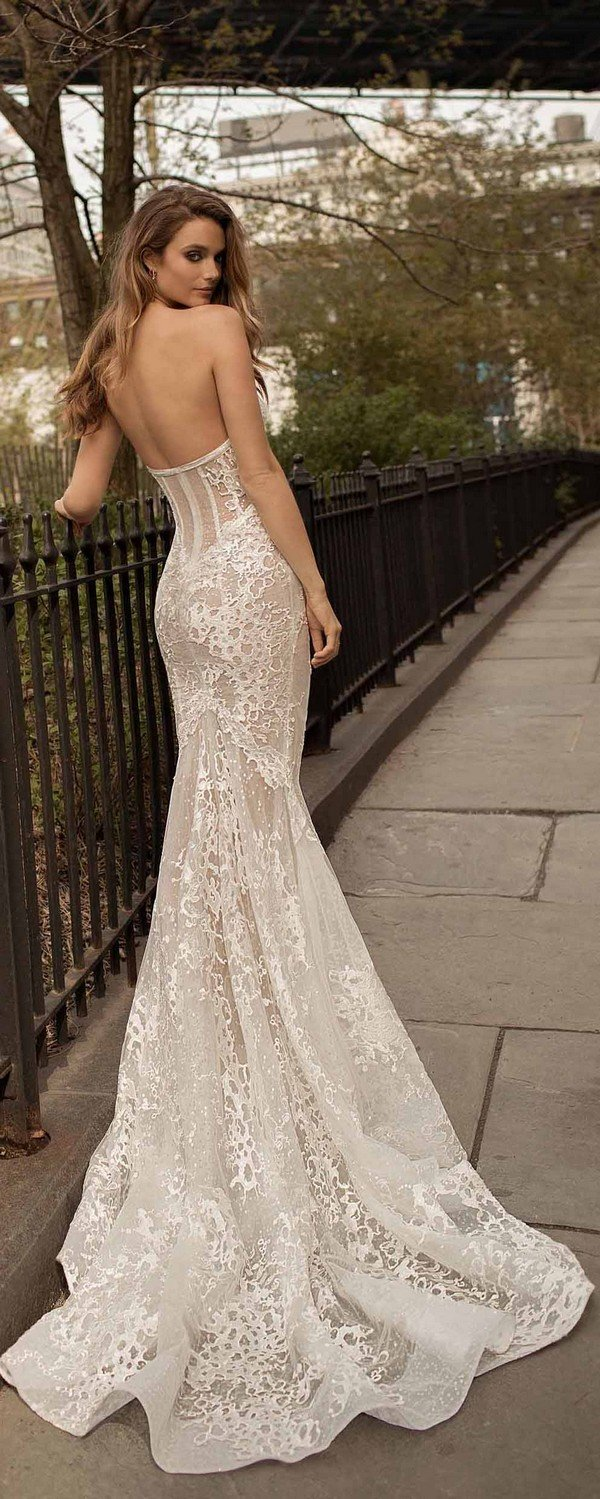 Berta Wedding Dresses Spring Summer 2018 Collection Oh
