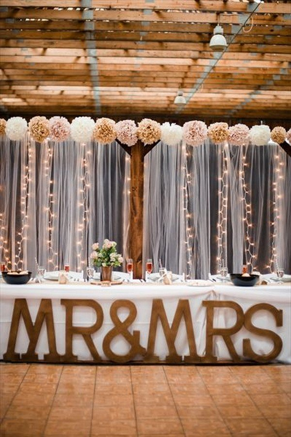 wedding backdrop ideas for a rustic barn wedding
