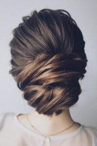 elegant updo wedding hairstyles