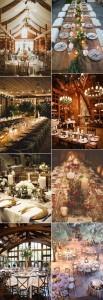 winter wedding reception decoration ideas for 2017