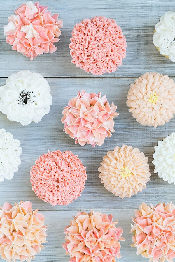 24 Creative Wedding Cupcake Ideas For Your Big Day Oh